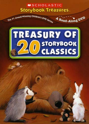 Treasury of 20 Storybook Classics (4pc)