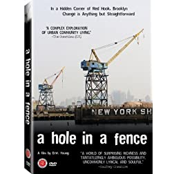 A Hole In A Fence