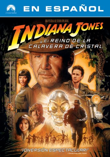 Indiana Jones And The Kingdom Of The Crystal Skull (Spanish Edition)