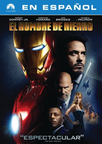 Iron Man - Spanish Version