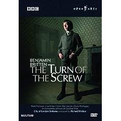 Benjamin Britten - The Turn of the Screw / Padmore � Milne � Wyn Davies � Montague � City of London Sinfonia � Hickox