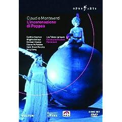 L'Incoronazione Di Poppea - Claudio Monteverdi / Cynthia Haymon, Pierre Audi