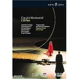 L'Orfeo - Claudio Monteverdi / Netherlands Opera
