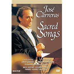 Jose Carreras Concert - Sacred Songs