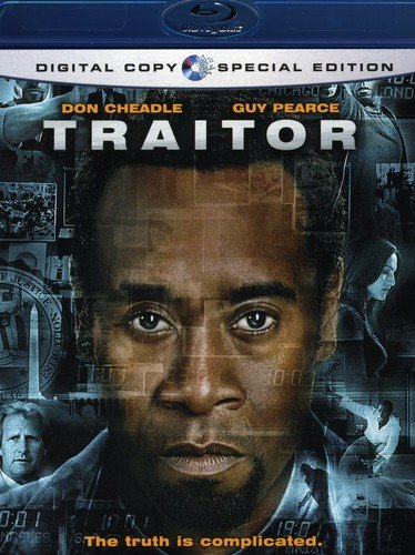 Traitor [Blu-ray] + Digital Copy