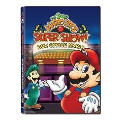 Super Mario Brothers Super Show!: Box Office Mario