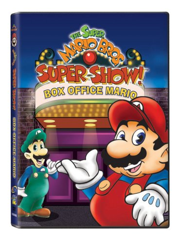 Super Mario Brothers Super Show!: Box Office Mario