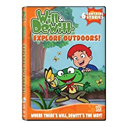 Will & Dewitt: Explore Outdoors!