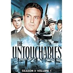 The Untouchables - Season Three, Vol. 1