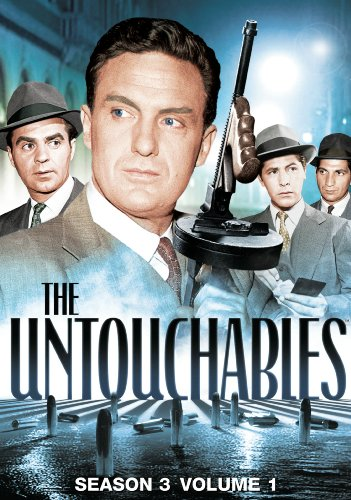 The Untouchables - Season Three, Vol. 1