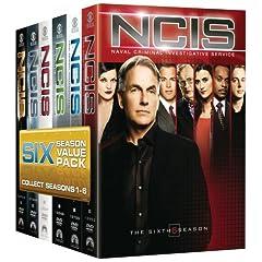 NCIS: Seasons 1-6