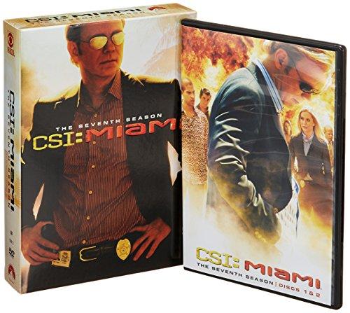 CSI Miami: The Complete Seventh Season