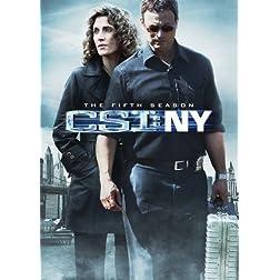 CSI NY: The Complete Fifth Season