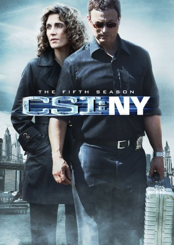 CSI NY: The Complete Fifth Season