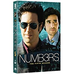 Numbers: The Complete Fifth Season