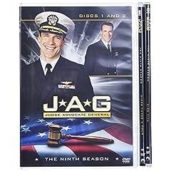 JAG (Judge Advocate General): The Ninth Season