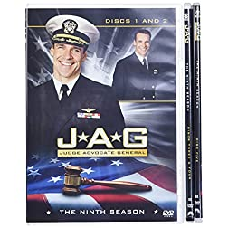 JAG (Judge Advocate General): The Ninth Season