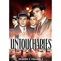 The Untouchables - Season Three, Vol. 2