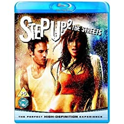 Step Up 2 the Street [Blu-ray]