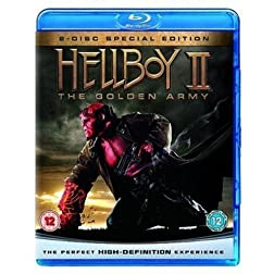 Hellboy 2 the Golden [Blu-ray]
