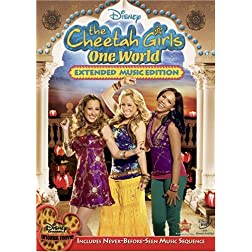 The Cheetah Girls - One World (Extended Music Edition)
