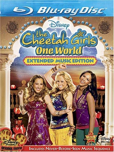 The Cheetah Girls - One World (Extended Music Edition) [Blu-ray]