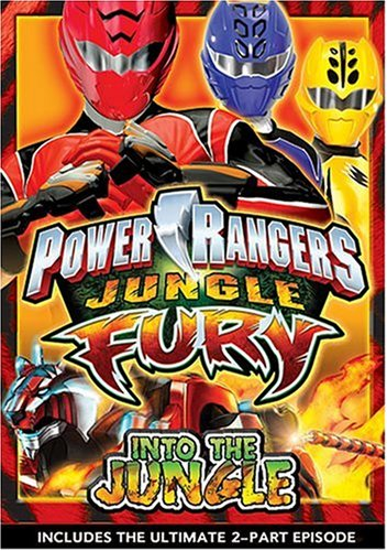 Power Rangers: Jungle Fury - Into the Jungle