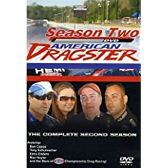 American Dragster, The Complete Second Season