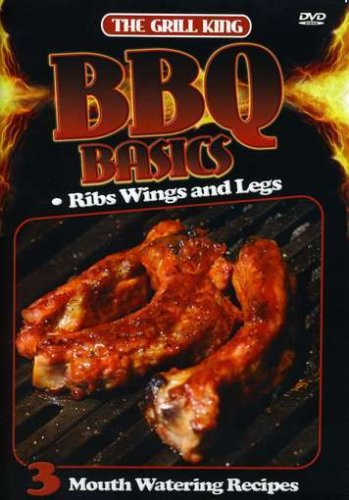Bbq Basics-Ribs Wings & Legs