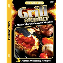 Grill Gourmet-Meats Marinades & Veggies