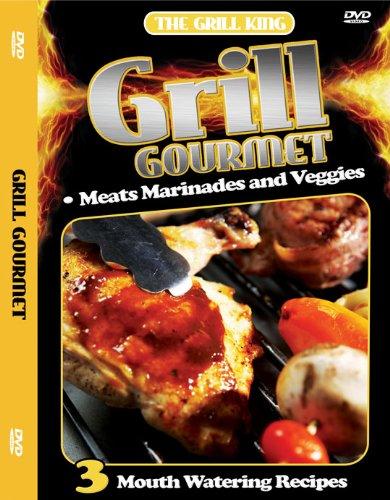 Grill Gourmet-Meats Marinades & Veggies