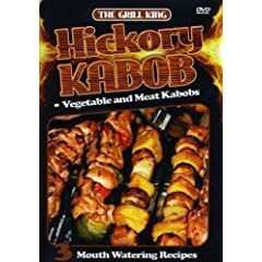 Hickory Kabob-Vegetable & Meat Kabobs