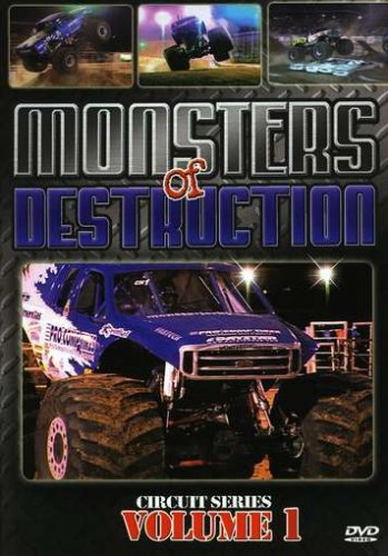 Vol. 1-Monster Trucks