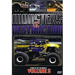 Vol. 2 -Monster Trucks