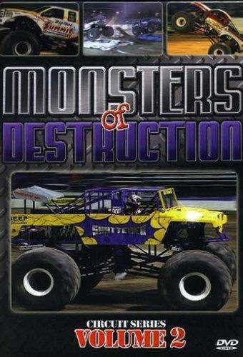 Vol. 2 -Monster Trucks