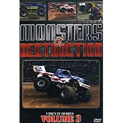 Vol. 3 -Monster Trucks
