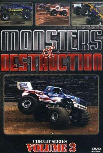 Vol. 3 -Monster Trucks
