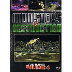 Vol. 4 -Monster Trucks