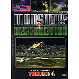 Vol. 4 -Monster Trucks