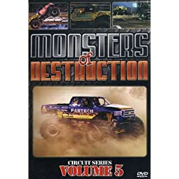Vol. 5 -Monster Trucks