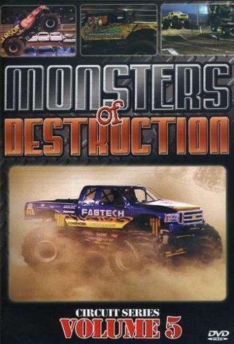 Vol. 5 -Monster Trucks