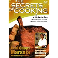 Veal Chops Marsala-Nathaly Charbenneau