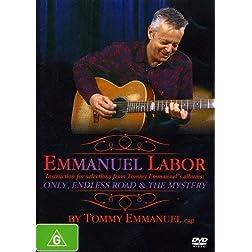 Tommy Emmanuel-Emmanuel Labor