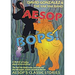 Aesop Bops! David Gonzalez and the Yak Yak Band