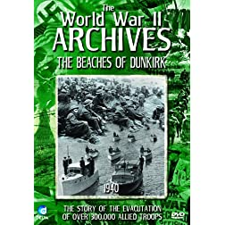 World War II Archives-the Beach
