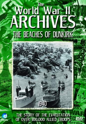 World War II Archives-the Beach
