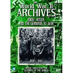 World War II Archives-Adolf Hitler