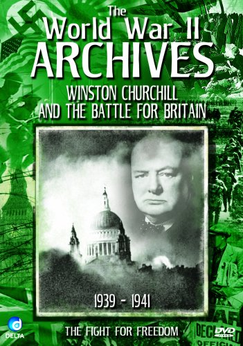 World War II Archives-Winston Churchill
