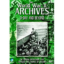 World War II Archives-Dday