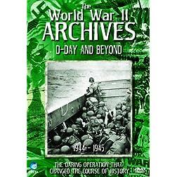 World War II Archives-Dday